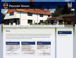 Visit Pincents Manor